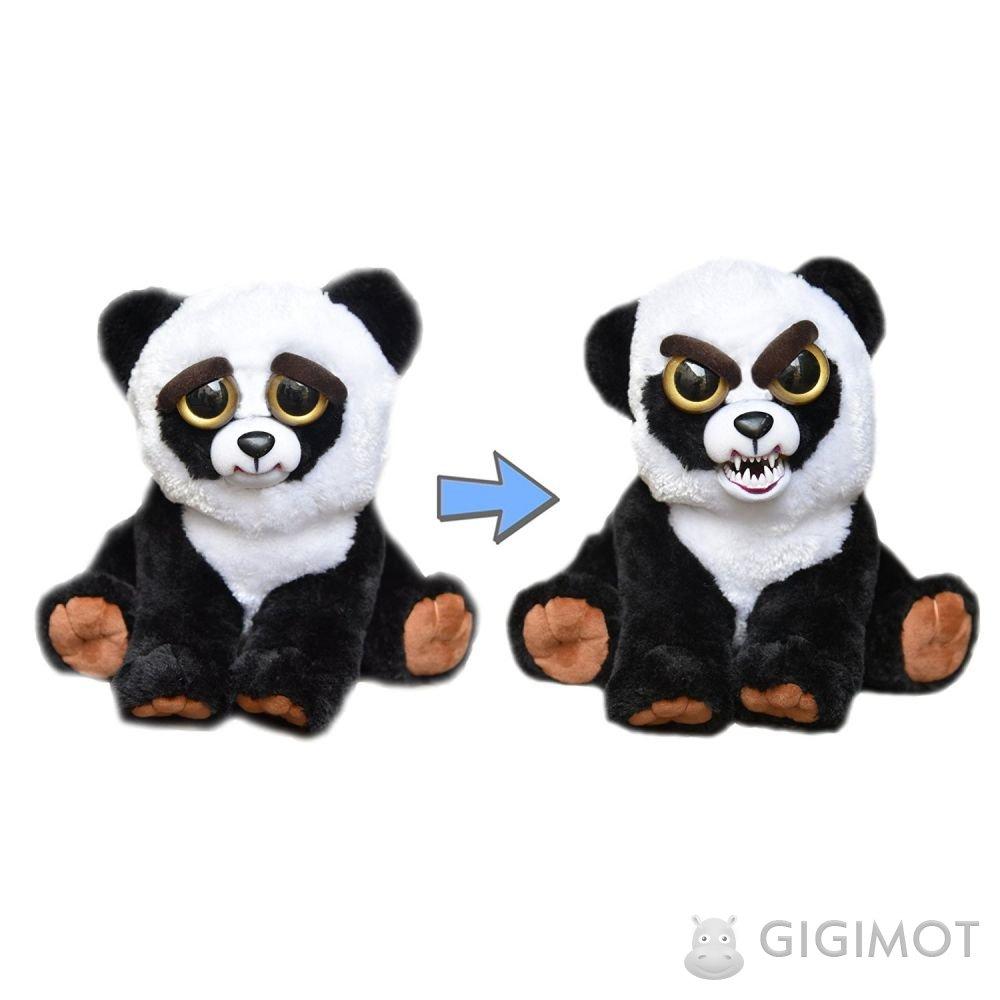 М яка іграшка Feisty Pets «Злісні тваринки» Панда 0dcdc175b86d0