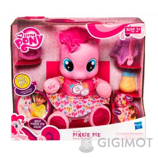 М яка поні Hasbro My Little Pony «Пінкі Пай» (російськомовна ... 7b73057ceb7c8