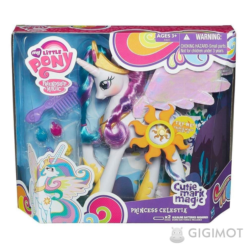 Поні My Little Pony «Принцеса Селеста» оновлена 3500f6a5d7190