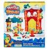 Игровой набор Play-Doh Город «Пожарная станция», B3415