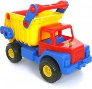 Автомобиль-самосвал Wader (Полесье) №1 с резиновыми колесами, 37916
