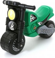Каталка мотоцикл Wader (Полесье) «Моторбайк» зелёный, 40480