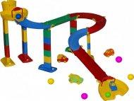 Игровой набор Polesie Горка для шариков набор №1, 38258