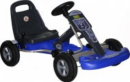Каталка автомобиль Coloma Y Pastor-Polesie «Карт» с педалями, 49551