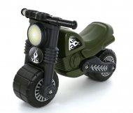 Каталка мотоцикл Polesie «Моторбайк» военный, 49308