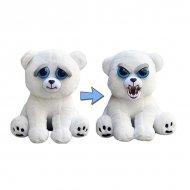 Мягкая игрушка Feisty Pets «Злобные зверюшки» Полярный медвежонок, 32320.006