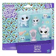 Набор Littlest Pet Shop «Семья Петов», B9346