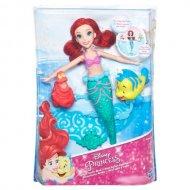 Кукла Disney Princess Ариель плавающая в воде, B5308
