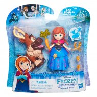 Игровой набор Disney Princess «Мини-куклы Холодное сердце с другом» в ассорт., B5185