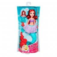 Кукла Disney Princess для игры с водой в ассорт., B5302