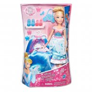 Кукла Disney Princess «Принцесса в платье со сменными юбками» в ассорт., B5312