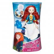 Кукла Disney Princess «Принцесса в юбке с проявляющимся принтом» в ассорт., B5295