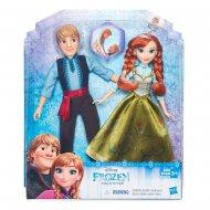 Набор кукол Frozen «Анна и Кристофф», B5168