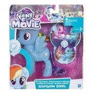 Игровой набор My Little Pony «Сияние: магия дружбы Rainbow Dash», C0720/C1819EU4