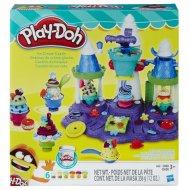 Игровой набор Play-Doh «Замок Мороженого», B5523