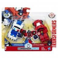 Трансформеры «Роботы под прикрытием: Крэш-комбайнер», C0628