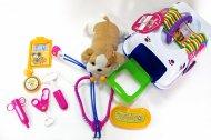 Игровой набор Essa Toys «Вылечи питомца», 122