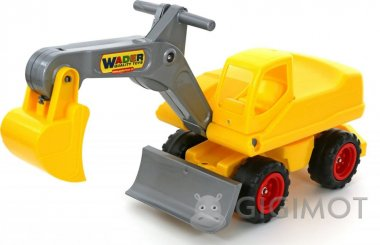 Мега-экскаватор Wader (Полесье) колесный, 38050