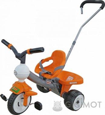 Велосипед детский Coloma Y Pastor-Polesie 3-х колёсный «Дидактик» с ручкой, 46338