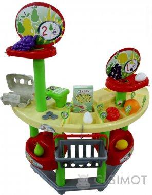 Игровой набор Palau-Polesie «Supermarket» №1, 42965