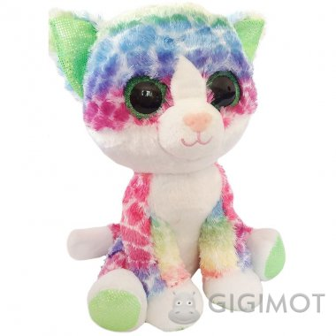 Мягкая игрушка Fancy Котик глазастик, KGL0R