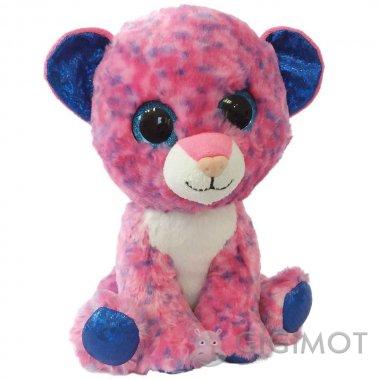 Мягкая игрушка Fancy Леопард глазастик, GLP0R