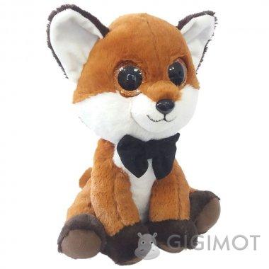Мягкая игрушка Fancy Лисёнок глазастик, GLN0