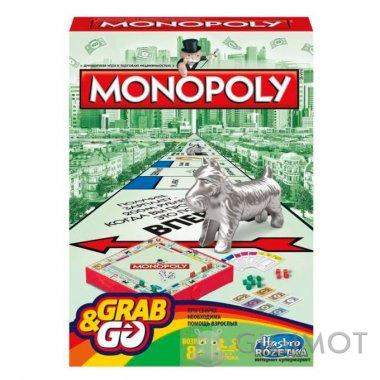Настольная игра «Монополия» дорожная версия, B1002