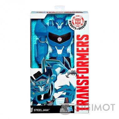 Трансформеры «Роботы под прикрытием: Титаны» в ассорт., B0760