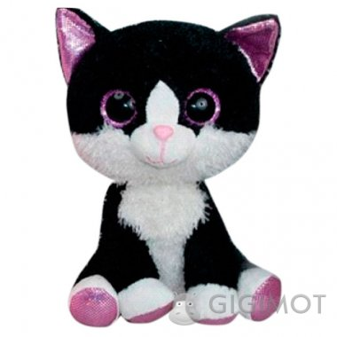 Мягкая игрушка Fancy Котик глазастик, KGL0