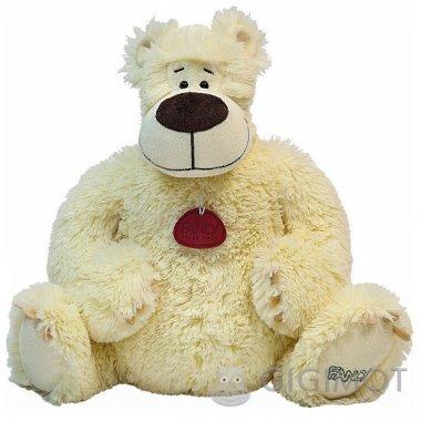Мягкая игрушка Fancy Медведь Малинкин, ММН1Л
