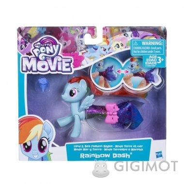 Пони My Little Pony «Мерцание: Пони в волшебных платьях», C0681