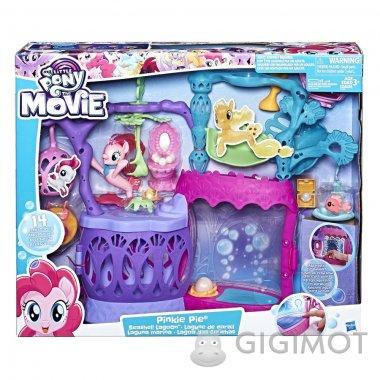 Игровой набор My Little Pony «Мерцание: Замок», C1058