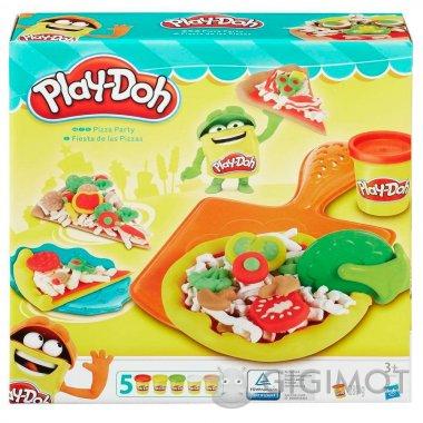 Игровой набор Play-Doh «Пицца», B1856