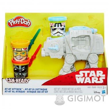 Игровой набор Play-Doh «Стар Ворс Штурмовик», B5536