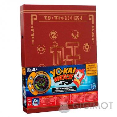 Альбом коллекционера Yo-kai Watch, B5945