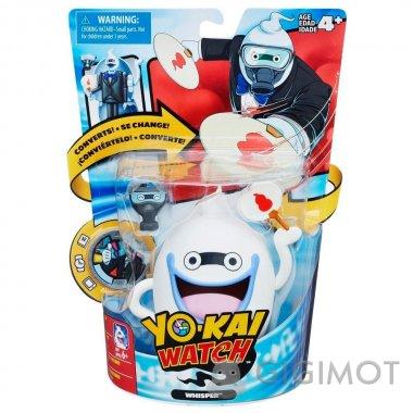 Меняющаяся фигурка с Медалью Yo-kai Watch в ассорт., B5946