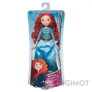 Классическая кукла Disney Princess в ассорт.: Мулан, Жасмин, Мерида, Покахонтас, B6447