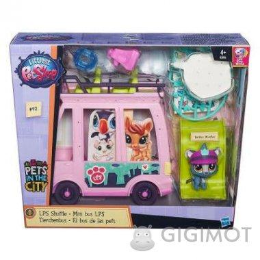 Игровой набор «Автобус» Littlest Pet Shop, B3806