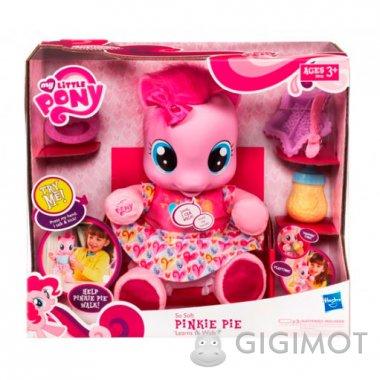 Мягкая пони My Little Pony «Пинки Пай» (русскоговорящая), 29208121