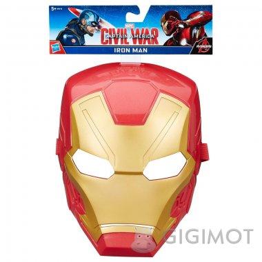 Маска Мстителя Avengers в ассорт., B6654