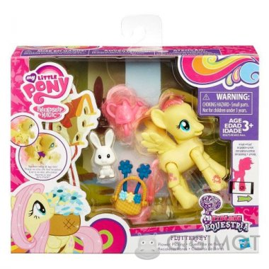 Мини набор My Little Pony «Пони с артикуляцией» в ассорт., B3602
