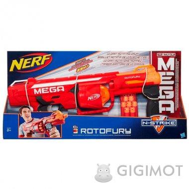 Бластер Nerf «Мега Ротофьюри», B1269