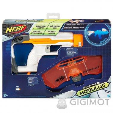 Бластер Nerf «Модулус сет 3: Искусный защитник», B1536