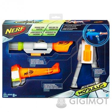 Набор для бластера Nerf «Модулус сет 4: Меткий стрелок», B1537