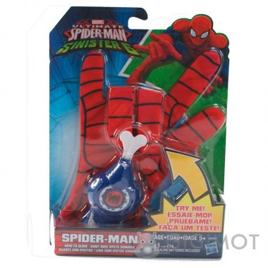 Перчатка Человека-паука Spider-Man, B5765