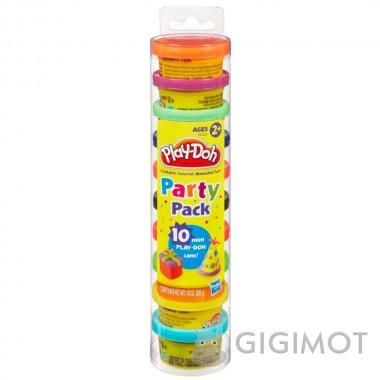 Набор пластилина Play-Doh «Для Праздника в тубусе», 22037