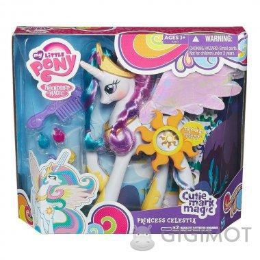 Пони My Little Pony «Принцесса Селестия» обновленная, A0633