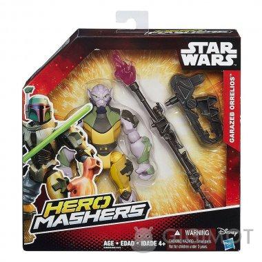 Разборная фигурка вселенной Star Wars с оружием в ассорт., B3666