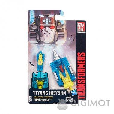 Трансформеры «Дженерэйшнс: Мастера Титанов» в ассорт., B4697
